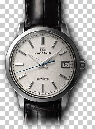 Watch Grand Seiko Spring Drive Clock PNG