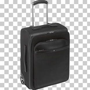 Baggage Hand Luggage Samsonite Montblanc PNG