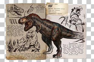 ARK: Survival Evolved Spinosaurus Pteranodon Tyrannosaurus Rex Dodo PNG