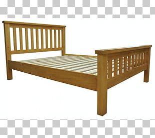 Bed Frame Bedside Tables Mattress Bed Size PNG
