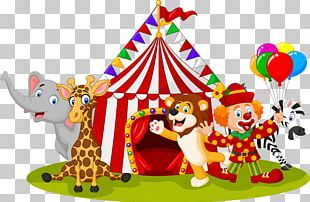 Circus Cartoon Stock Illustration Illustration PNG
