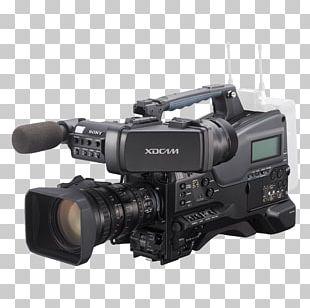 XDCAM HD Sony XDCAM PMW-300K1 Video Cameras SxS PNG