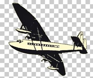 Airplane Aircraft Aviation Art PNG