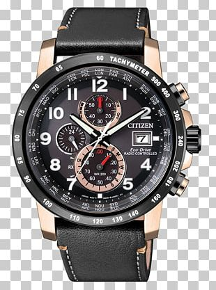 Eco-Drive Chronograph Watch Citizen Holdings Tissot PNG