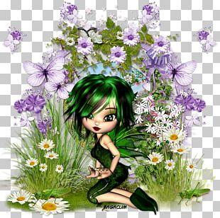 Floral Design Fairy Desktop Computer PNG