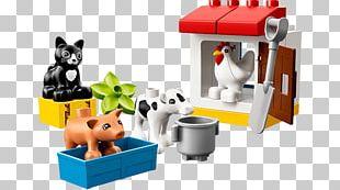 DUPLO LEGO Ville 10522 Farm Animals Hamleys Lego Duplo Toy PNG