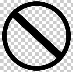 Computer Icons No Symbol PNG