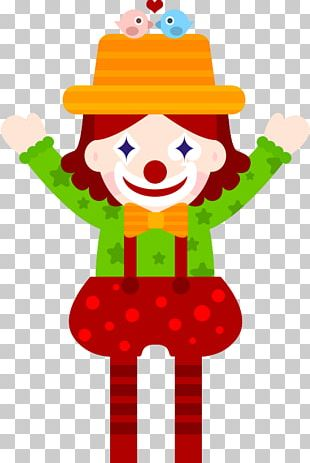 Clown Pierrot April Fools Day PNG