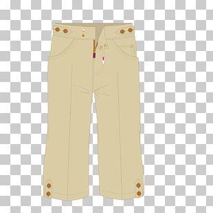 Boy Trousers Designer PNG