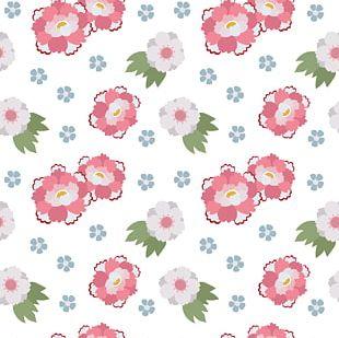 Floral Design Flower Pink Euclidean Pattern PNG