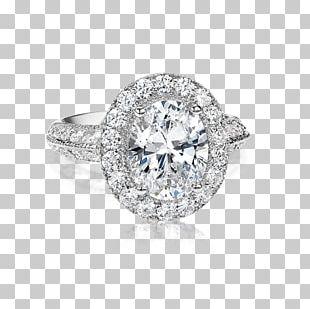 Gemological Institute Of America Princess Cut Diamond Cut Engagement Ring PNG