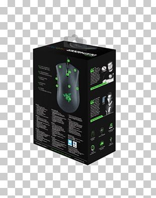 Computer Mouse Razer Inc. Video Game Optical Mouse Gamer PNG