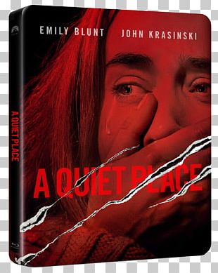 Blu-ray Disc A Quiet Place Ultra HD Blu-ray John Krasinski Paramount S PNG