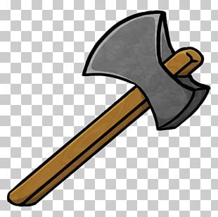 Cold Weapon Axe PNG