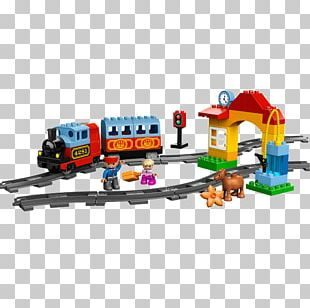 Train Lego Duplo Toy Block PNG