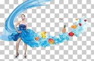 Woman Skirt Model PNG