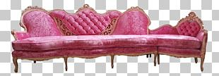 Couch Chair Furniture Living Room Sofa Bed PNG