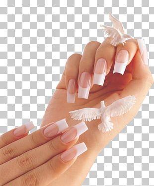 Nail Salon Beauty Parlour Poster Manicure PNG