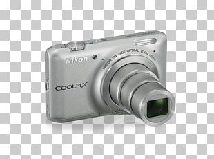 Nikon COOLPIX S8100 Camera Lens Point-and-shoot Camera PNG