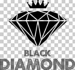Black Diamond Equipment Carbonado Brand Logo PNG