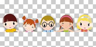 Kindergarten Child Teacher Illustration PNG