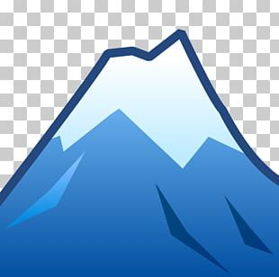 Emoji Mountain Text Messaging Sticker Emoticon PNG