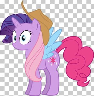 My Little Pony Pinkie Pie Rarity Rainbow Dash PNG