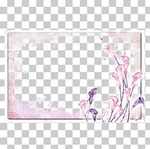 Watercolor Painting Frames PNG