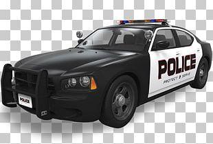 Police Car Van Police Officer PNG