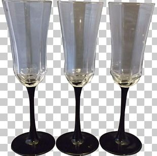 Wine Glass Champagne Wine Glass Stemware PNG