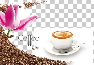 Coffee Milk Cappuccino Cafe PNG
