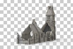Middle Ages Medieval Architecture Church Architecture Chapel Facade PNG
