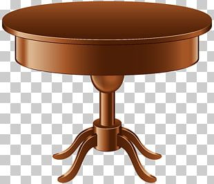 Table Nightstand Furniture PNG