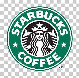 Cafe White Coffee Starbucks Logo PNG