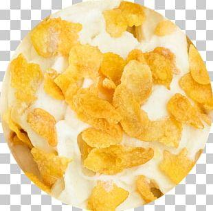 Corn Flakes Junk Food Potato Chip Snack Dish PNG