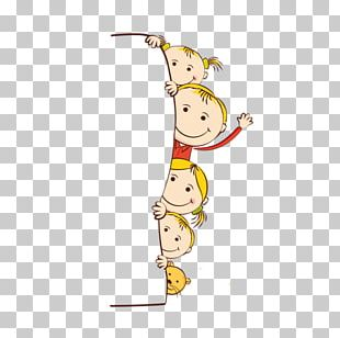 Child Cartoon Illustration PNG