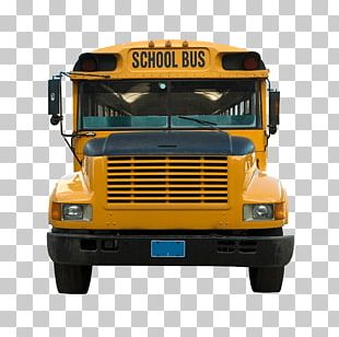 School Bus Yellow Stock Photography PNG