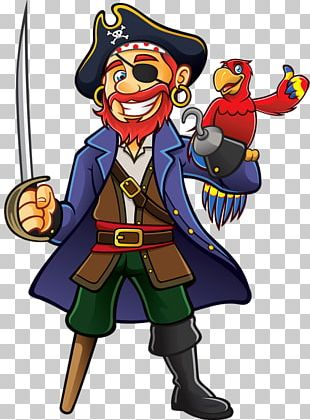 Captain Hook Piracy Privateer PNG