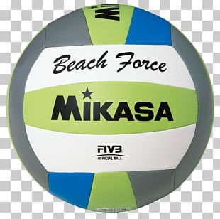 Mikasa Sports Beach Volleyball PNG