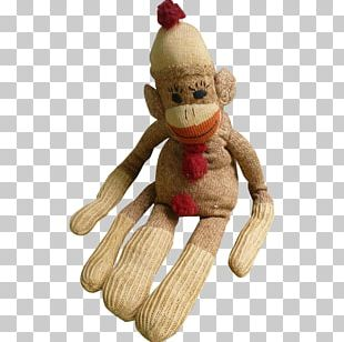 Stuffed Animals & Cuddly Toys Monkey Plush PNG