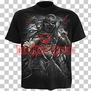 T-shirt Human Skull Symbolism Skeleton Death PNG