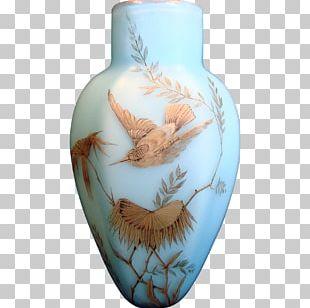 Ceramic Vase Artifact Urn Porcelain PNG