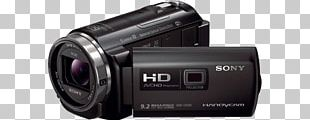 Sony Handycam HDR-PJ540 Video Cameras PNG