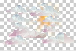 Abstract Cloud Sky Background PNG