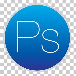 Electric Blue Text Symbol PNG