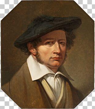 Johan Gustaf Sandberg (1782-1854) Self-portrait Johan Gustaf Sandberg PNG