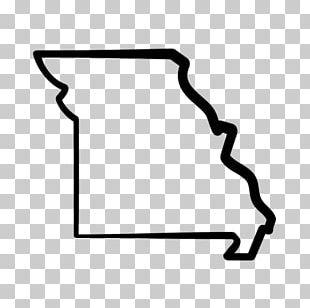 Missouri Michigan U.S. State Map PNG