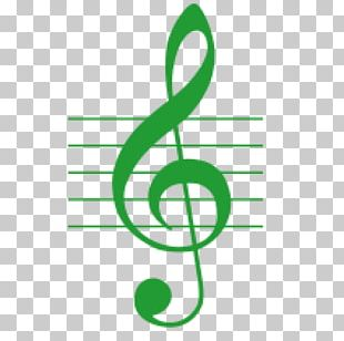 Musical Note Clef Staff PNG