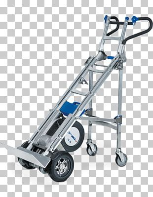 Hand Truck Stairclimber Cart Electric Vehicle PNG