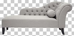 Chaise Longue Eames Lounge Chair Parchment Faux Leather (D8568) Living Room PNG